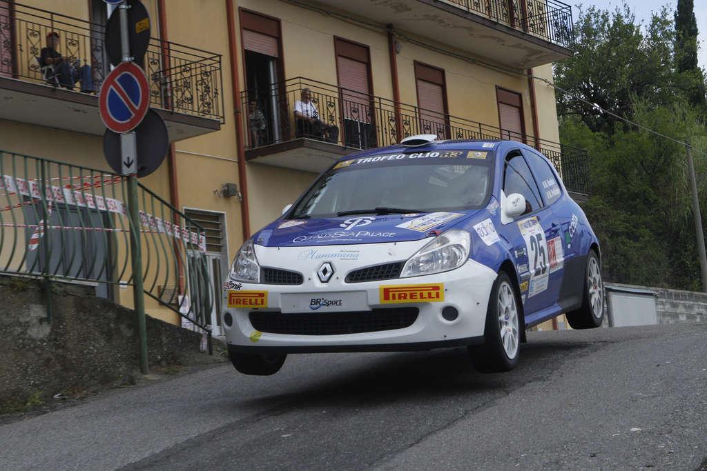Runfola – Pollicino vincitori al Fabaria Rally