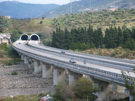 Autostrade siciliane: pronta la fusione tra Anas e Cas