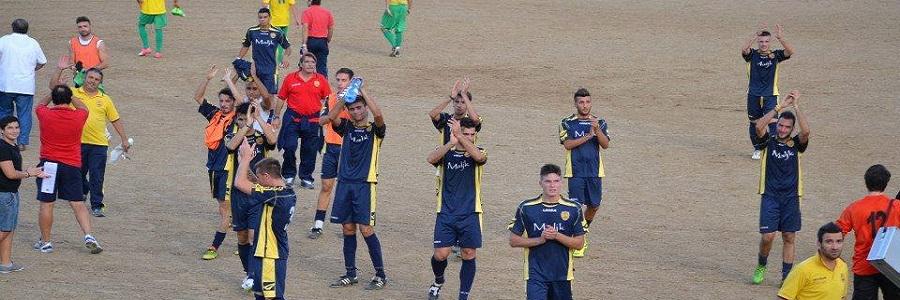 Cefalù Calcio: vittoria con il minimo scarto ma il massimo sforzo