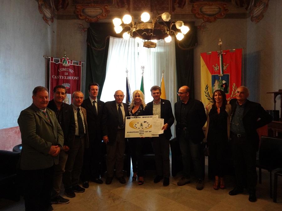 Termini Imerese diventa città europea dello sport 2014