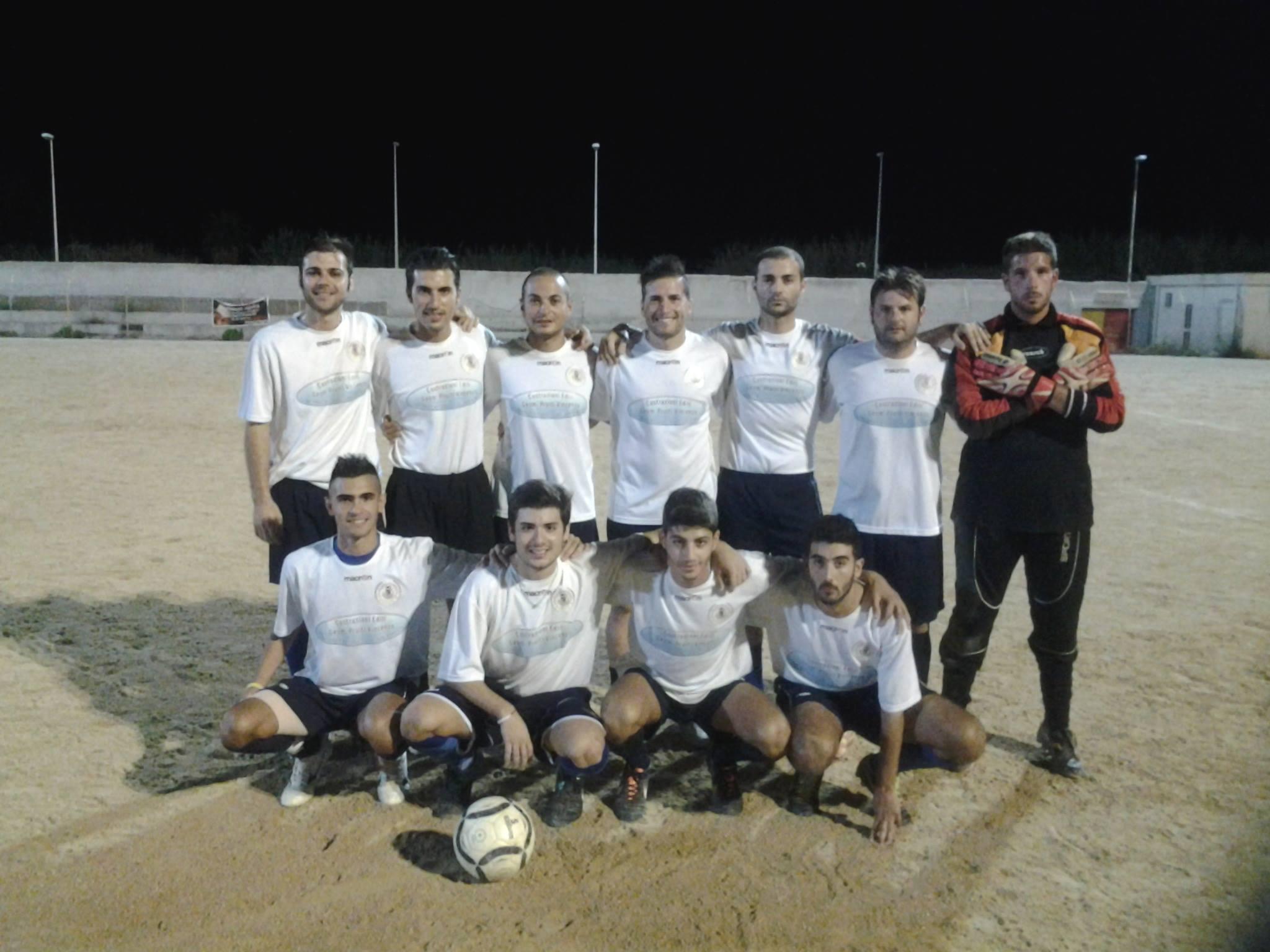 La Polisportiva Lascari inizia col botto: 4-1 all'Atletico Trappeto