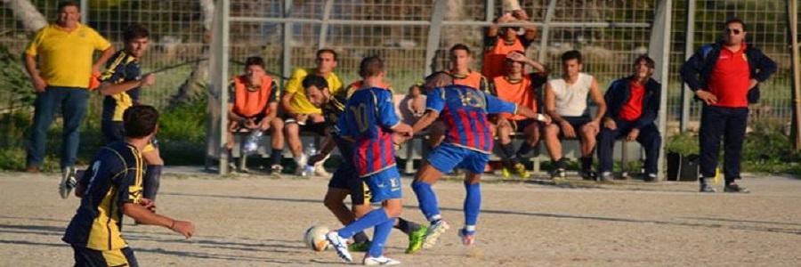 Cefalù Calcio: rimonta e vittoria a Favignana
