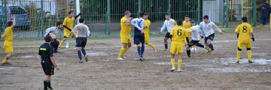 Al Cefalù non basta l'1-1 ed esce dalla Coppa Italia