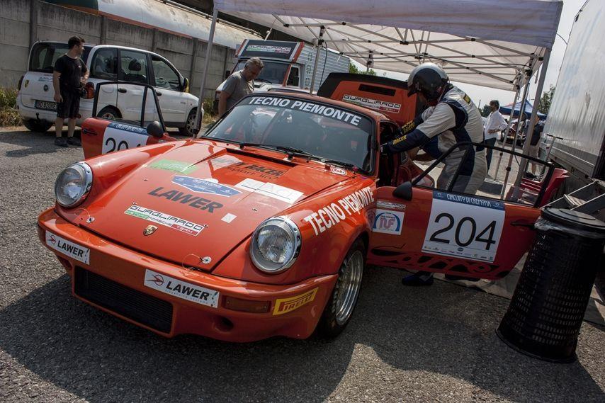 Il Team Guagliardo protagonista alla Targa Florio storica