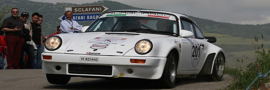 Al via da Termini la Targa Florio – Historic Rally
