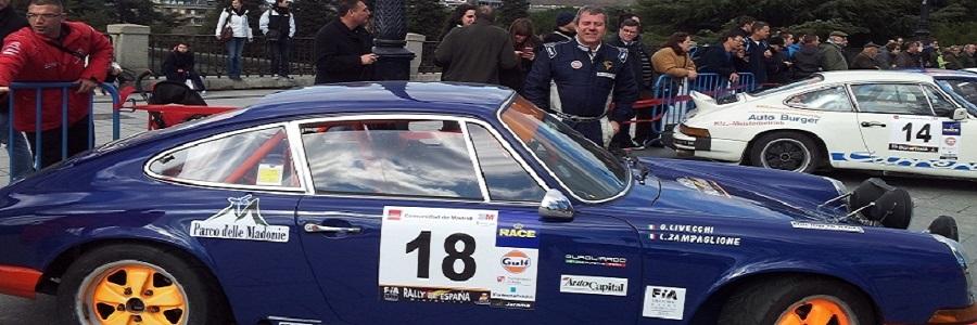 Zampaglione e Livecchi vincono il Campionato Europeo Rally Autostoriche
