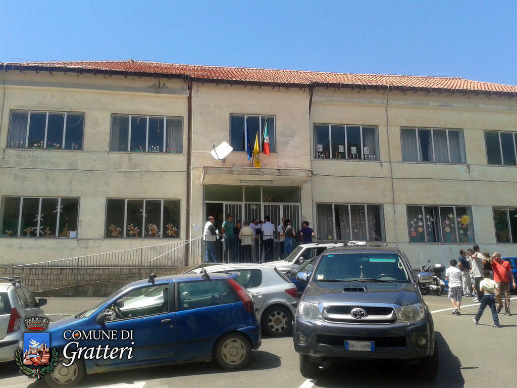 Gratteri: approvato il progetto esecutivo di messa in sicurezza dell'edificio scolastico