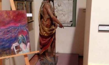 Termini Imerese. E' una vergogna. Il Museo civico trasformato in magazzino per ospitare una mostra di presepi. La denuncia di SiciliAntica