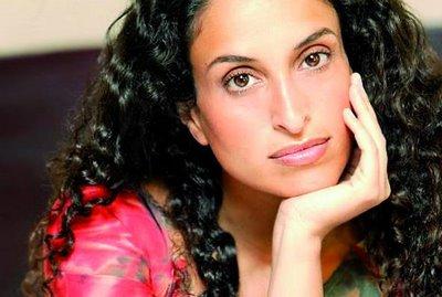 La cantante israeliana Noa a Termini Imerese