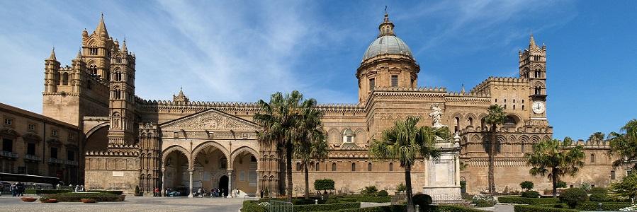 Turismo al tracollo a Palermo per l'epidemia da coronavirus