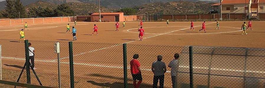 Ottimo risultato per l'Asd Castelbuono contro il Villafranca