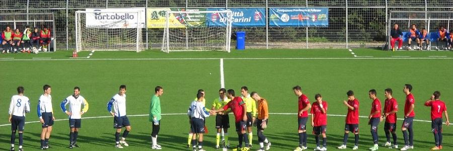 Capitombolo del Cefalù Calcio a Carini con un rocambolesco 3-1