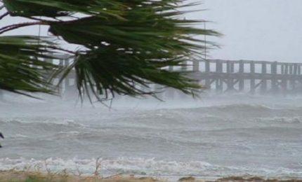 Provincia di Palermo: è allerta meteo