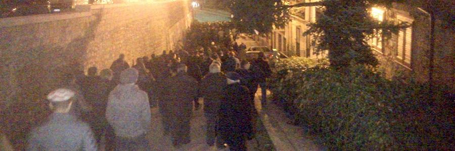 Polizzi Generosa, continua la protesta: oggi l'incontro con i periti tecnici