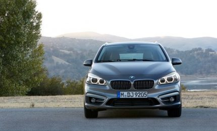 La BMW Serie 2 coupé