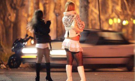 Palermo, forte incremento di prostitute minorenni in strada