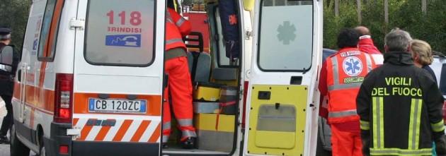 Incidente sul lavoro a Cefalù, uomo ricoverato in gravi condizioni