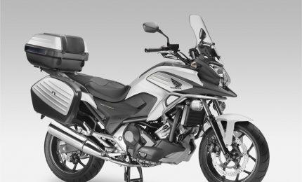 Nuova NC750X Travel Edition