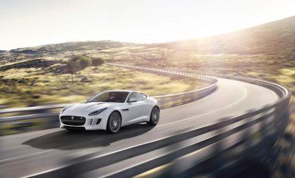 Debutto per la nuova Jaguar F-Type Coupe
