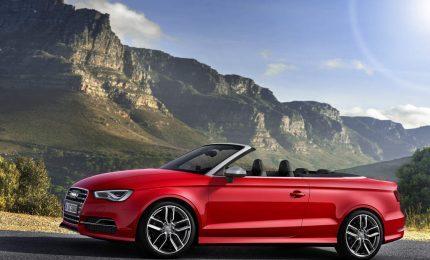 Audi presenta la S3 Cabriolet