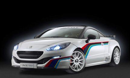 Peugeot RCZ diventa anche Racing Cup Replica