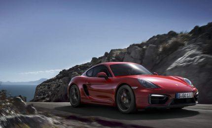 Boxster GTS e Cayman GTS, elevate prestazioni