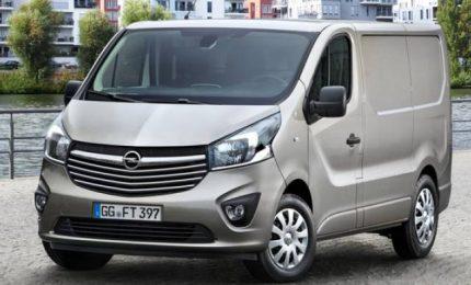 Nasce il nuovo Opel Vivaro, veicolo al top nella sua categoria