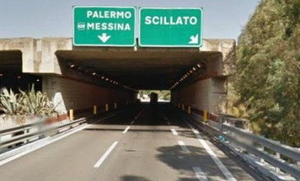 Tragico incidente sulla A19 a Scillato, morto un motociclista