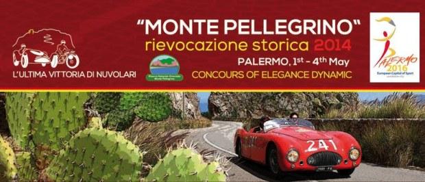 """""""Monte Pellegrino – Rievocazione storica 2014. L'ultima vittoria di Nuvolari"""""""