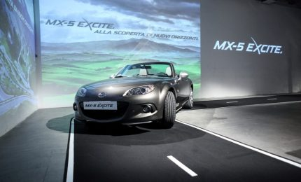 Mazda presenta la MX-5 Excite