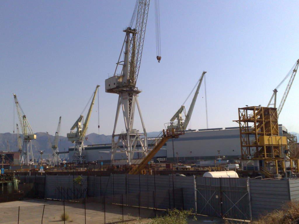 Sicilia: Export in calo nel primo trimestre dell'anno