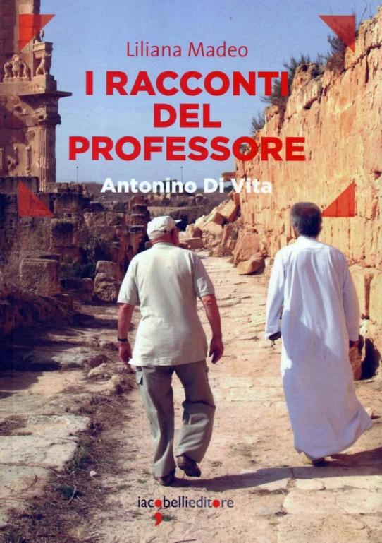 Presentazione del libro: i racconti del professore Antonino di Vita