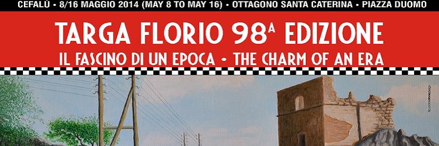 """Cefalù, """"Targa Florio – Il fascino di un epoca"""" da oggi aperta la mostra all'ottagono S. Caterina"""