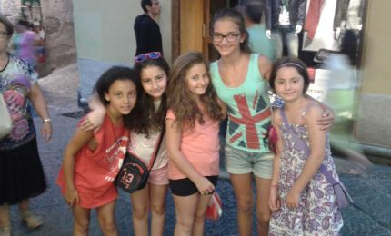 Le piccole Charlie's Angels cefaludesi
