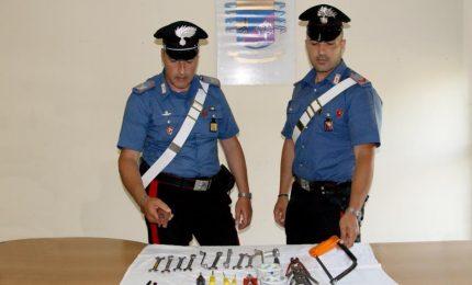 Termini Imerese: arrestati due uomini per furto