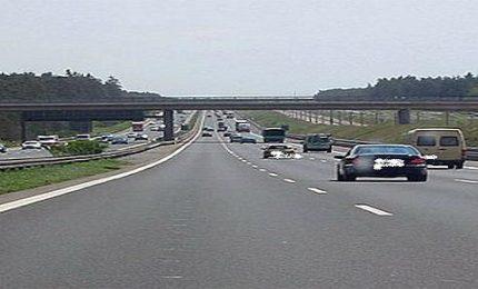 Incidente sulla Palermo - Catania, tre veicoli conivolti