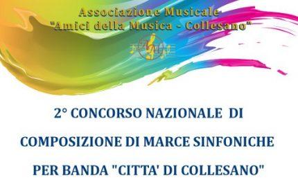 """2° Concorso Nazionale di Composizione di Marce Sinfoniche per Banda """"Città di Collesano"""""""
