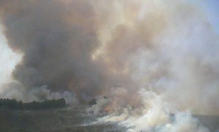 Aggiornamenti dall'incendio sulla A19, autostrada chiusa in entrambe le direzioni