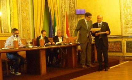 Consegnate a Palermo, le pergamene Registro delle Eredità Immateriali.