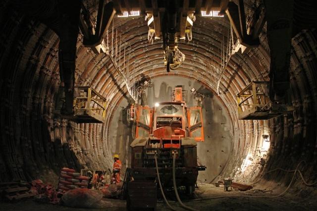 Cominciano i lavori per il tunnel più lungo della Sicilia