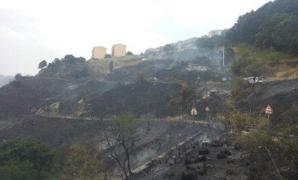 San Mauro Castelverde, inizia la stagione degli incendi