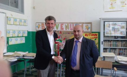 Totò Burrafato è ufficialmente il nuovo sindaco di Termini Imerese