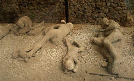 Gli ultimi giorni di Pompei...i prossimi