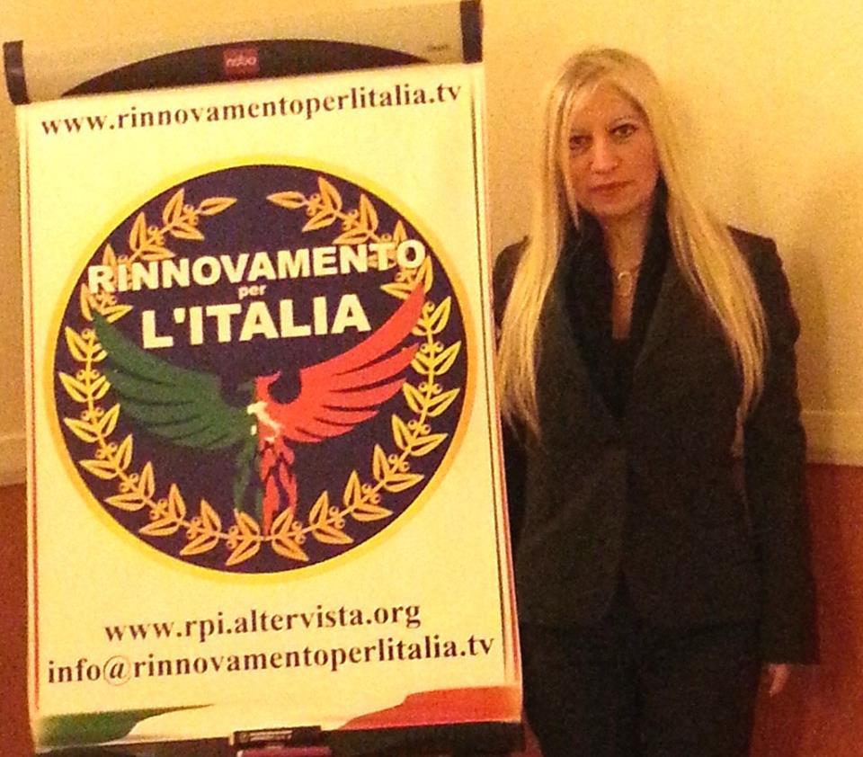 """Paola Vallelunga (Rinnovamento per l'Italia), indagini voto di scambio: """"Burrafato non minimizzi"""""""