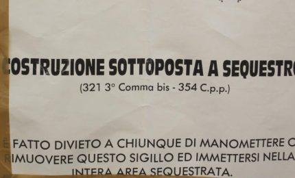 Palermo: Quattro immobili sequestrati per abusivismo edilizio