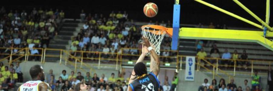 L'Upea cade in casa dell'Aquila Basket Trento