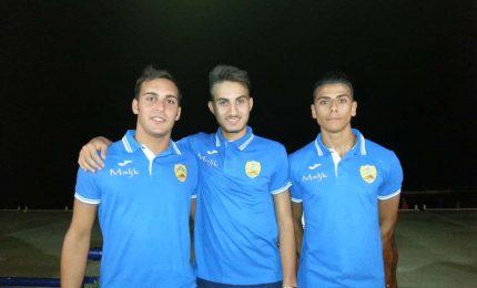 Presentazione Cefalù Calcio. Fiduccia,Sferruzza e Zangara: giovani di Cefalù per il Cefalù