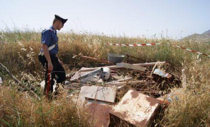 Castellana Sicula: realizzano una discarica abusiva a cielo aperto, due denunciati