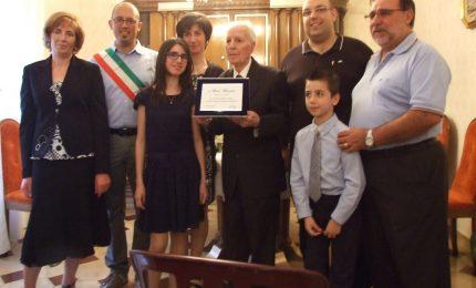 San Mauro Castelverde festeggia un altro centenario: Mauro Maccataio