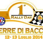 Questa sera si chiudono le iscrizioni al 1° Rally Day Terre di Bacco.